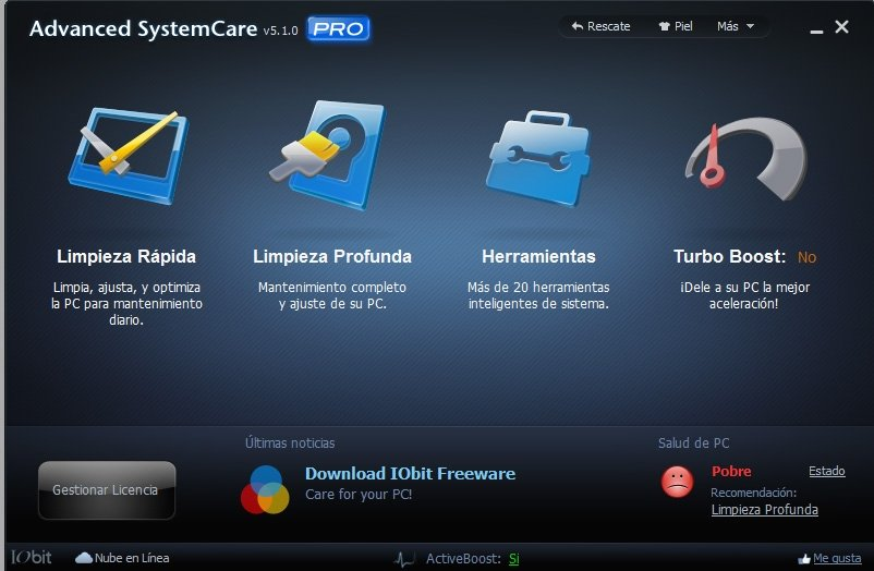 IObit Advanced SystemCare PRO 1