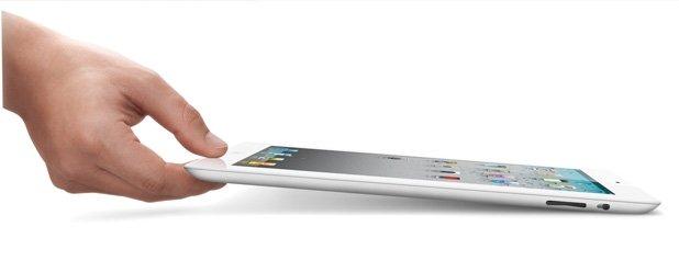 iPad 2 - grosor