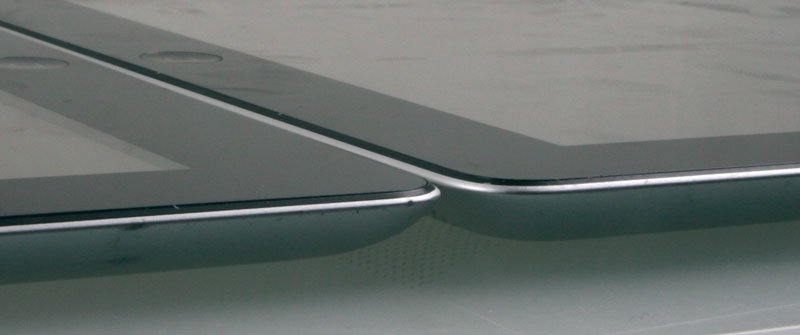 iPad 3 versus iPad 2