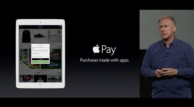iPad Air 2 ya es oficial: llega con Touch ID y Apple Pay - imagen 3