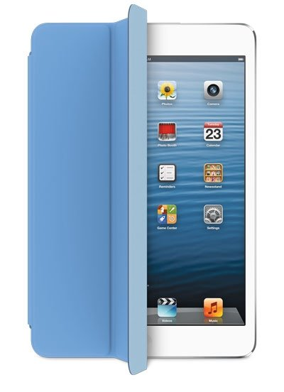 iPad mini con Smart Cover