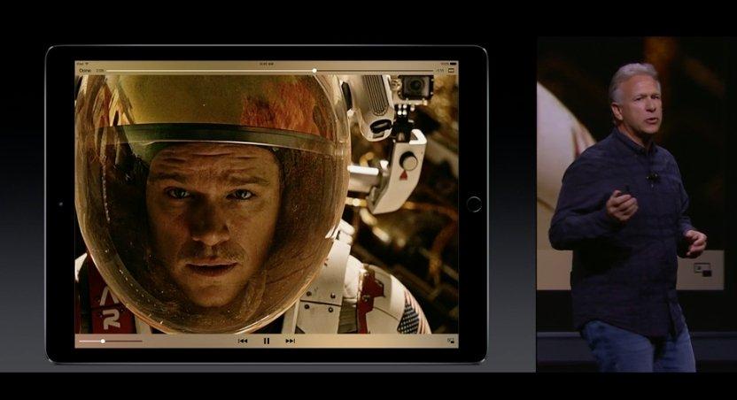 iPad Pro ofrece una excelente calidad de imagen