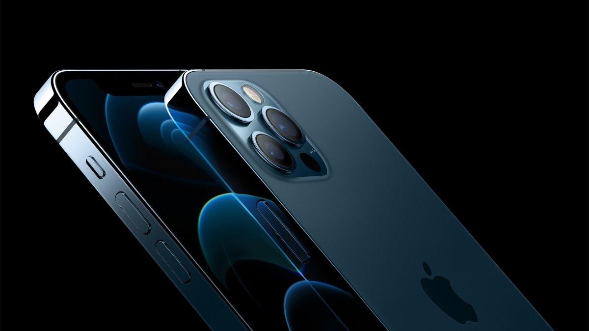 iPhone 12 Pro Max en color negro
