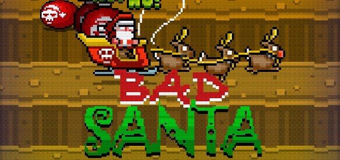Juego de Navidad Bad Santa, ayuda a los Reyes Magos a llegar al portal de Belén