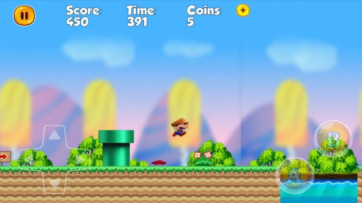 Jungle Boy Adventure para Android