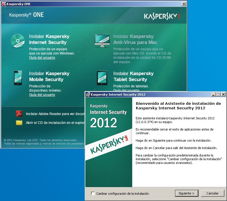 Kaspersky ONE Universal Security 1