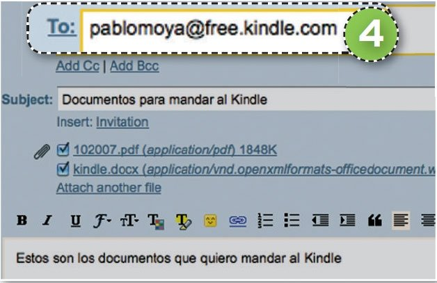 Kindle paso a paso 3