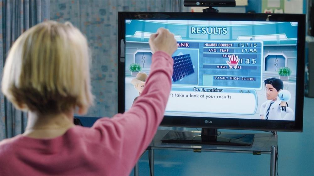 Kinect hospitales