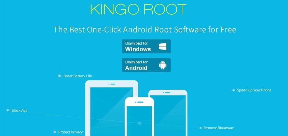 Kingo Root App es todo lo que necesitas para rootear tu terminal