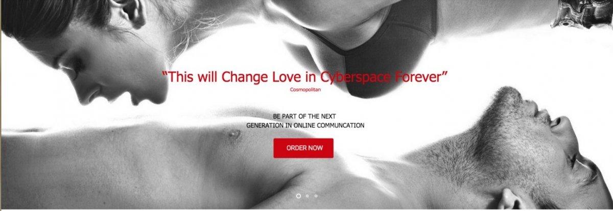 Captura de pantalla de la web Kiroo
