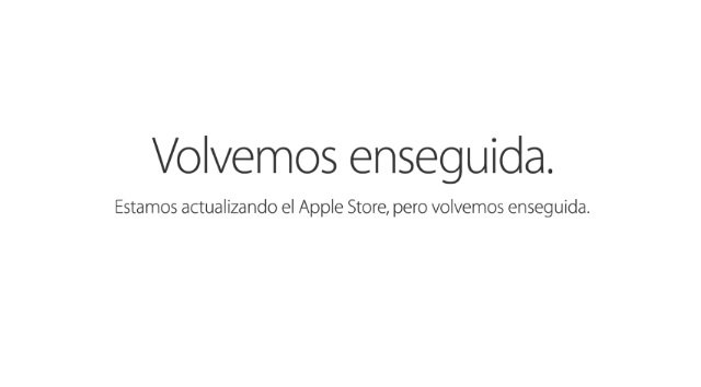 La Apple Store se prepara para la pre-reserva de los nuevos iPhone - imagen 2