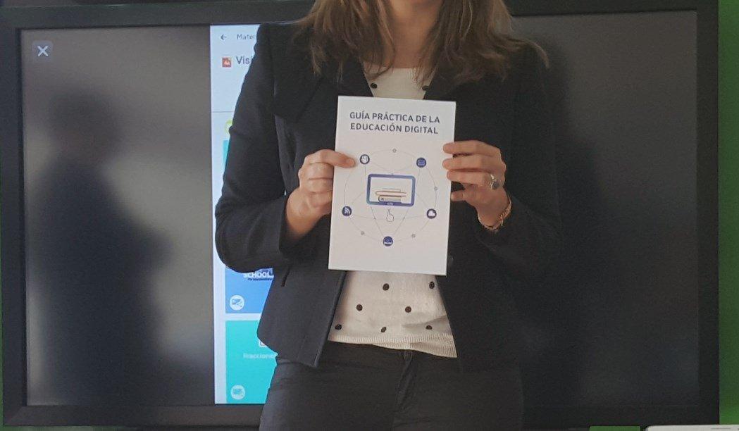 La Guía Práctica de la Educación Digital pretende ser el apoyo del docente