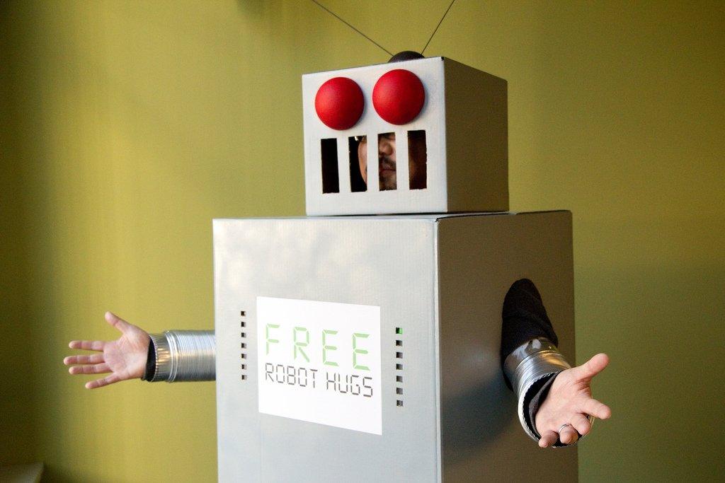 La idea detrás de Gaze es crear robots más
