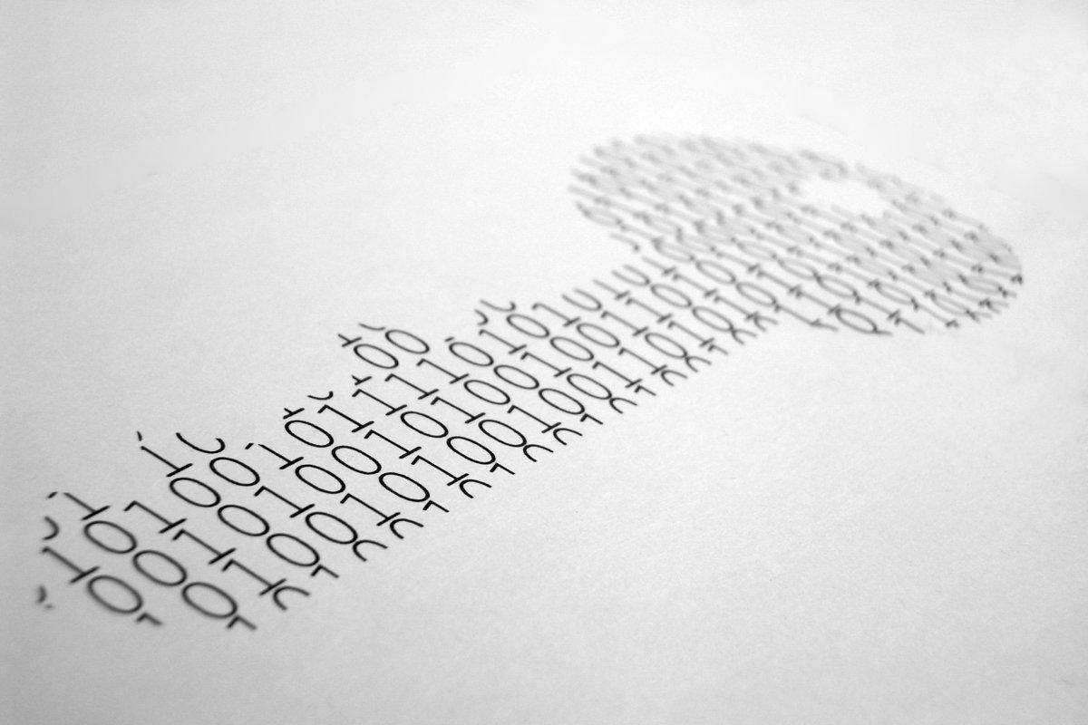 La identidad del usuario se verifica con parejas de claves
