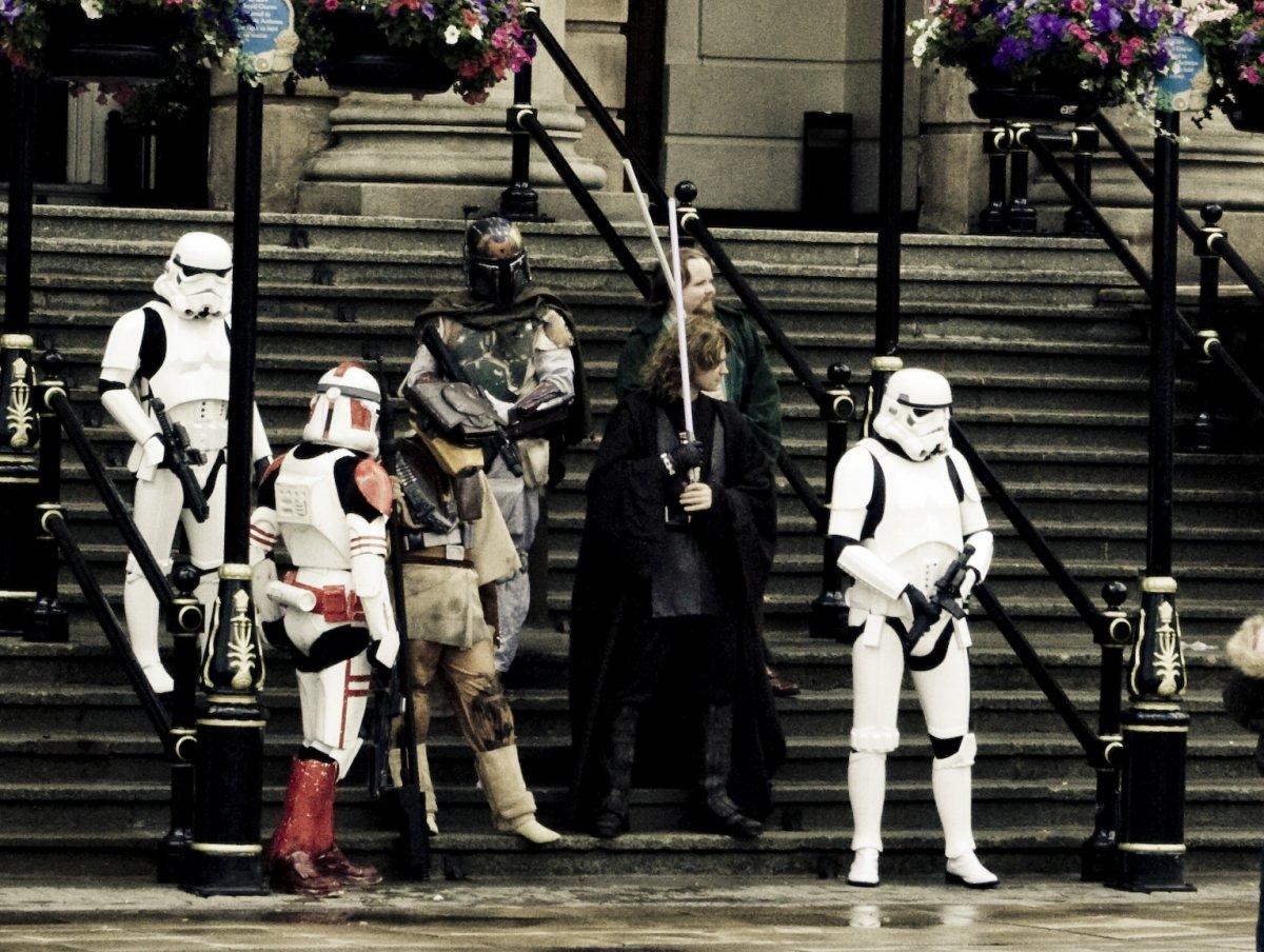 La influencia de Star Wars no sólo se queda en la cultura popular y en sus fans