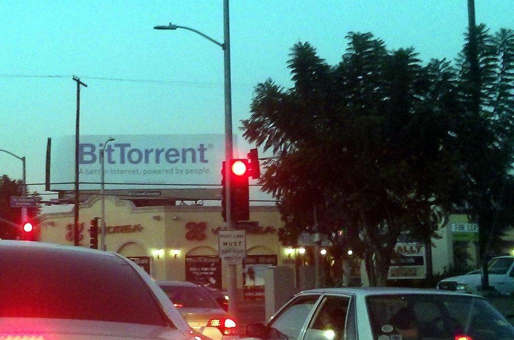 La red BitTorrent es del tipo P2P