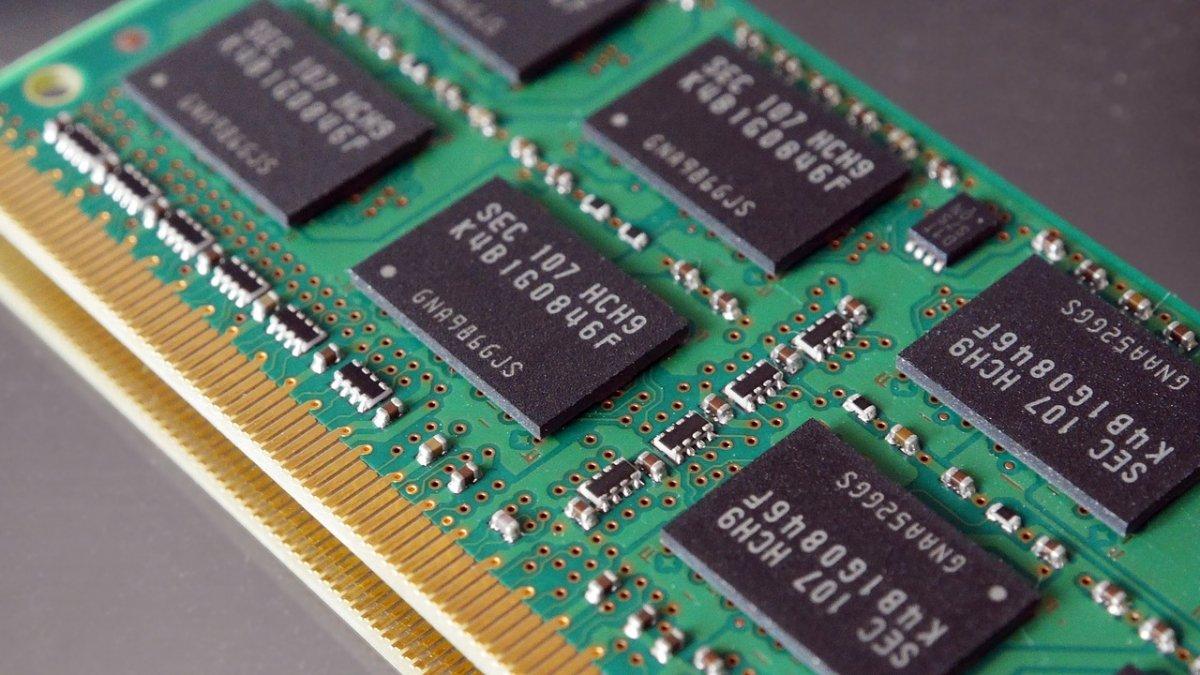 Pastillas de memoria RAM