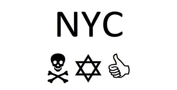 La teoría de conspiración contra Nueva York