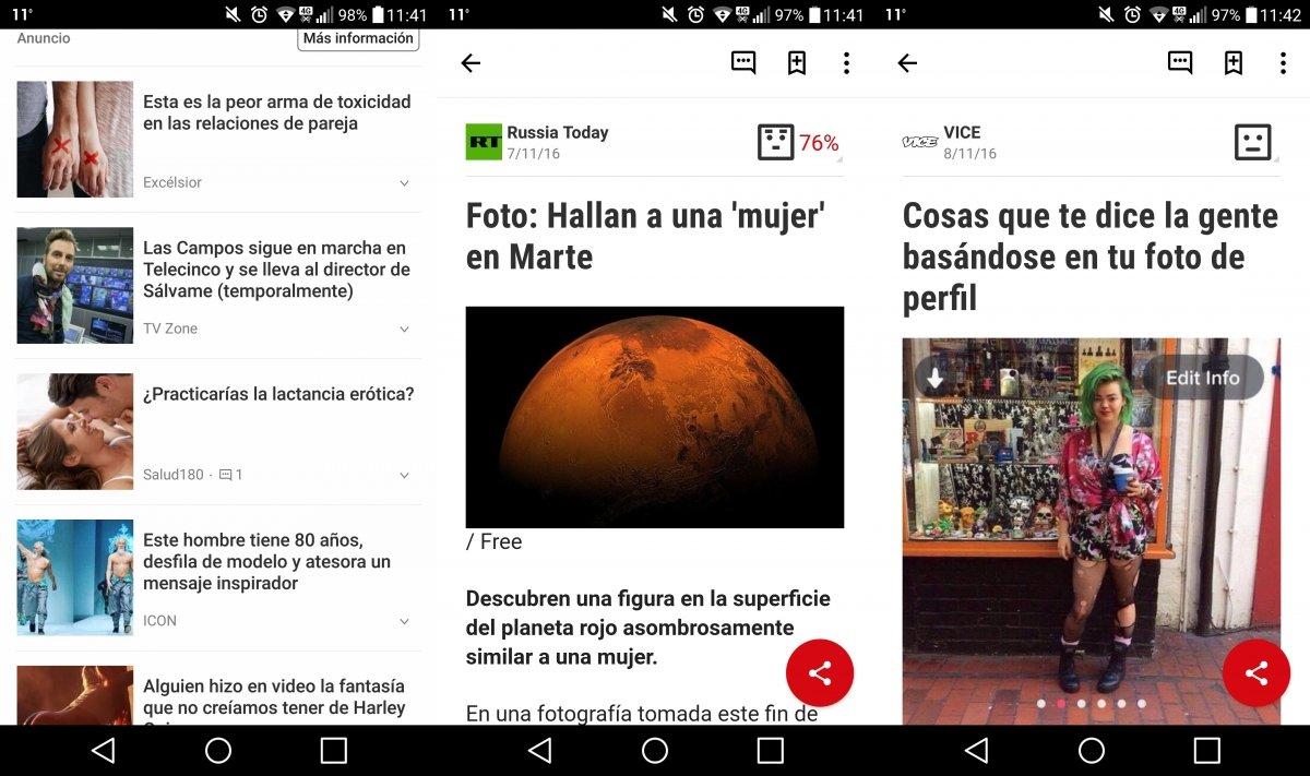Las apps de noticias hoy en día llegan a gran número de usuarios