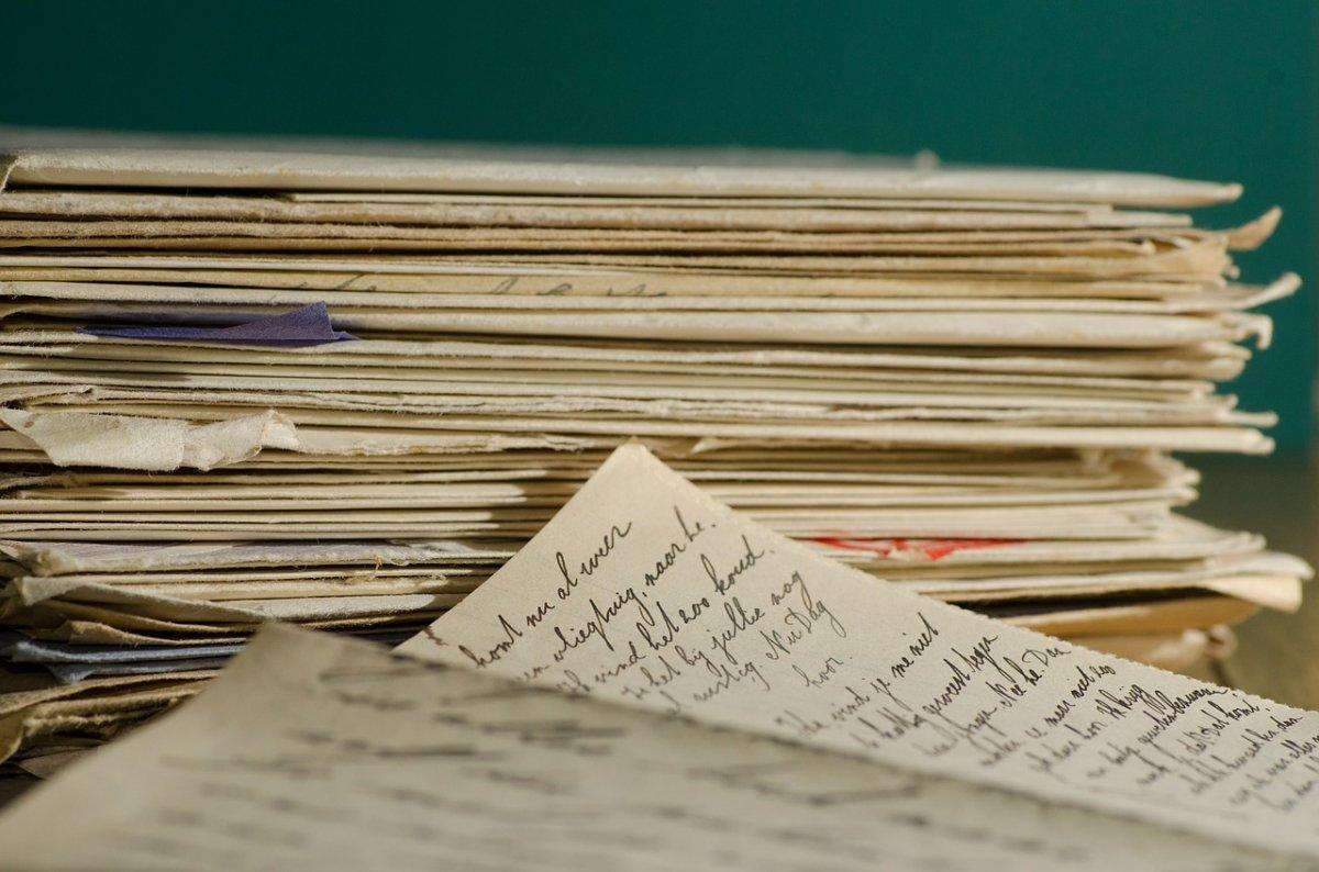Las cartas manuscritas están en peligro de extinción