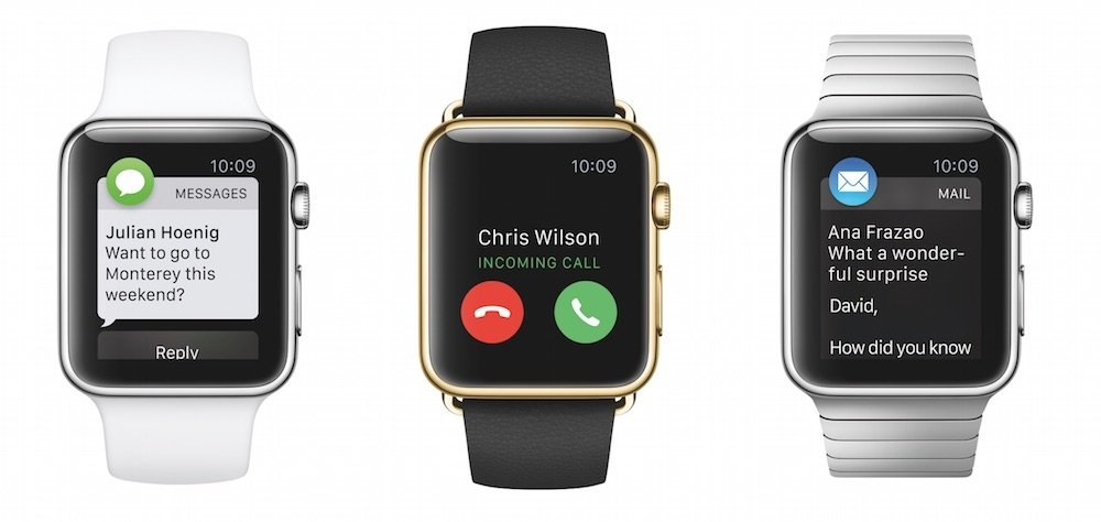 Las correas del Apple Watch a estudio