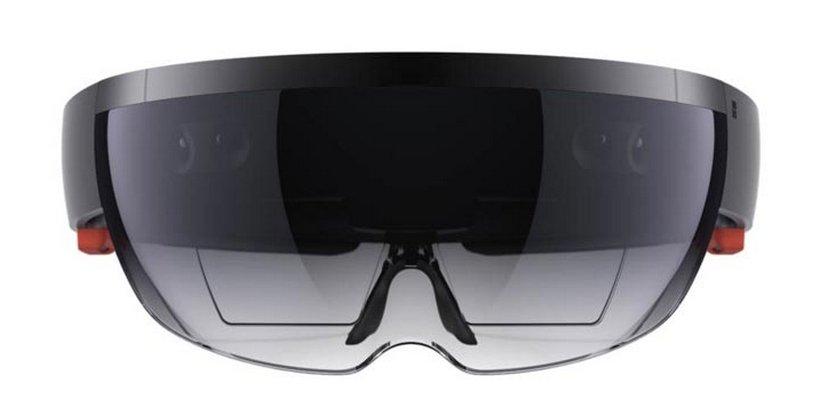 Las HoloLens hacen realidad el futuro visto en las películas de ciencia ficción
