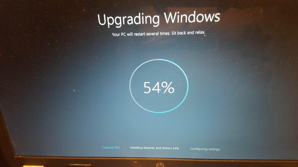 Las instalaciones de Windows ahora pesan menos