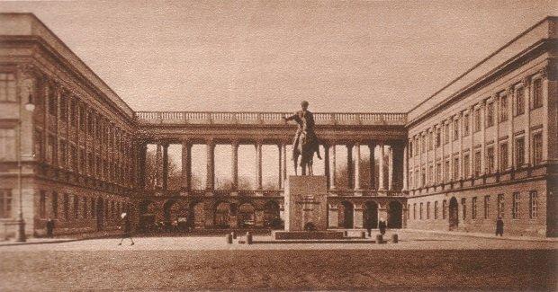 Las instalaciones del Biuro Szyfrów donde se desarrolló Lacida