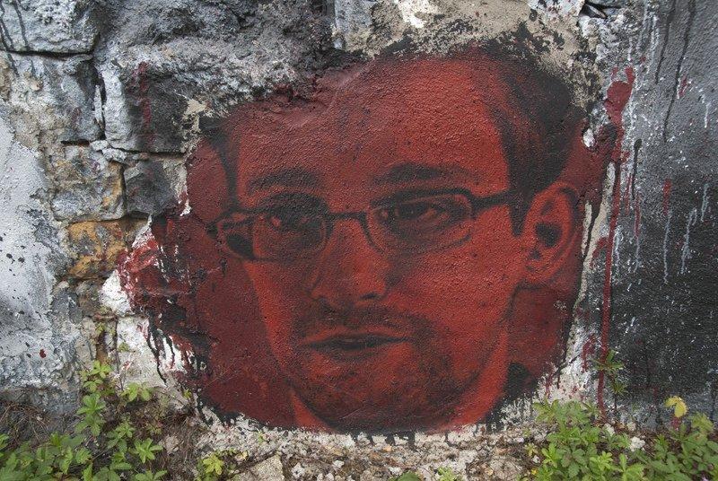 Las muestras de apoyo a Snowden siempre han sido multitudinarias