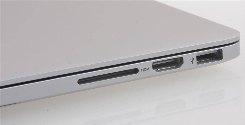 Lateral Dcho MacBook Retina