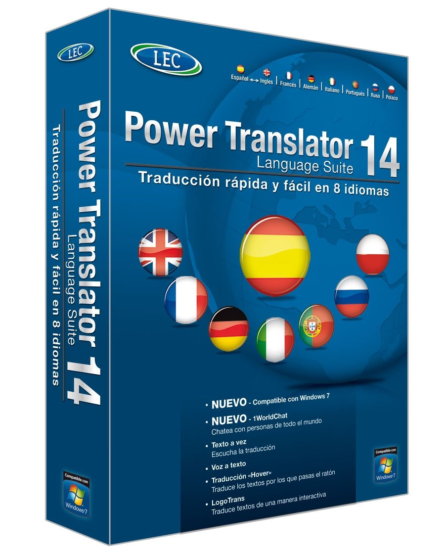 LEC Power Translator 14 Language