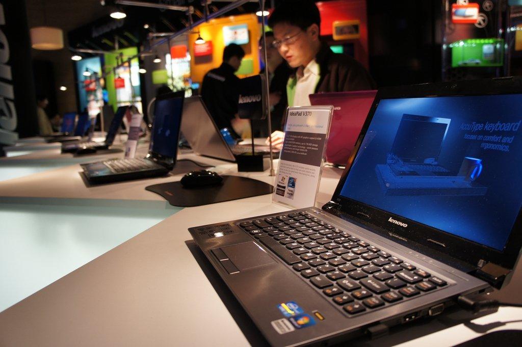 Lenovo fue la primera tecnológica a la que se le descubrieron estas prácticas