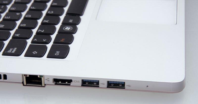 Lenovo IdeaPad U310 detalle