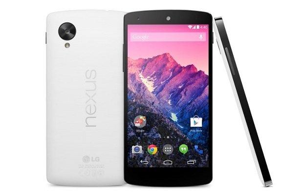 LG podría producir un renovado Nexus 5