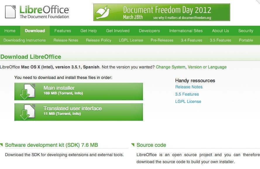 LibreOffice Portada 251