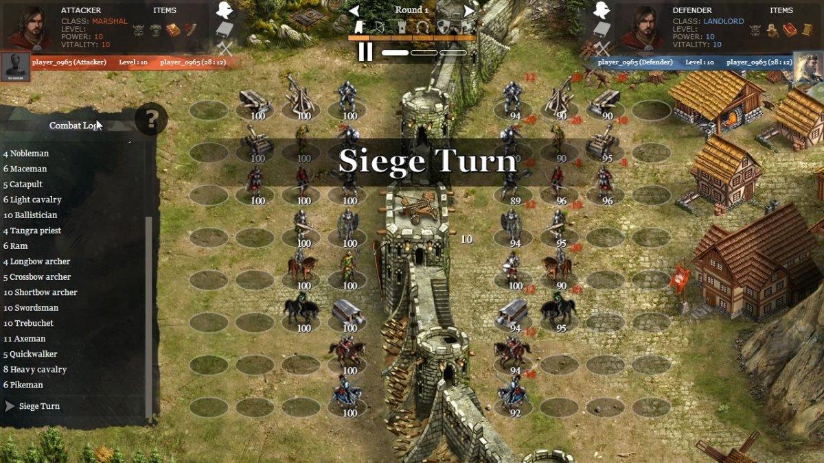 Lo principal son buenas defensas en Khan Wars que garanticen tu supervivencia