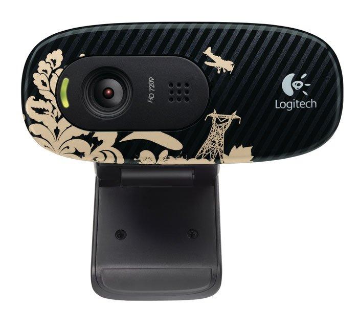 Logitech cámara web