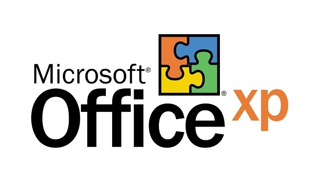 Logotipo de Office XP