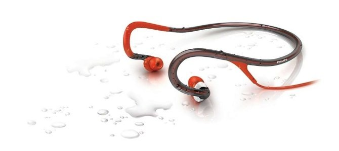 Los auriculares waterproof Parrot Zik SHQ400