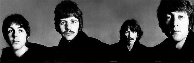 Los Beatles, unos de los grandes ausentes de Spotify