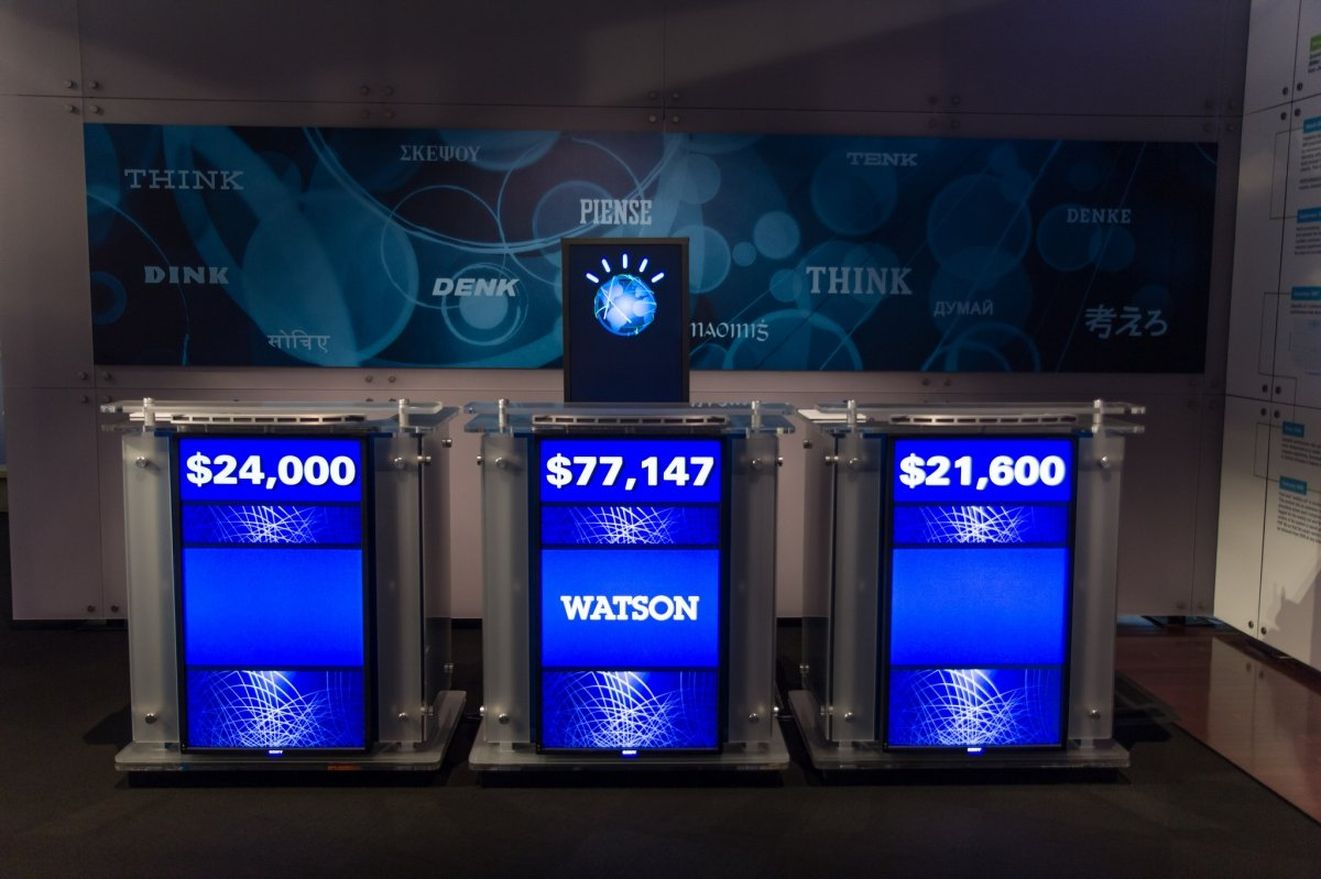 Los concursantes de Jeopardy no se imaginaban el potencial de Watson