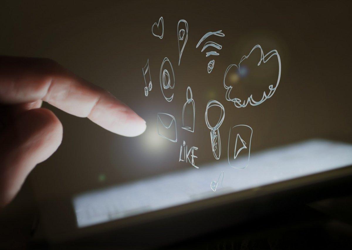Los datos del bot se generan por lo que compartimos en redes sociales
