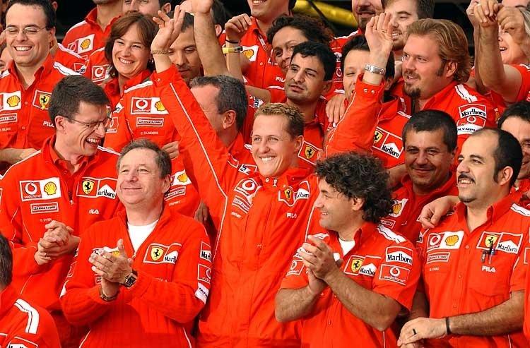 Los equipos son fundamentales en el éxito de un piloto