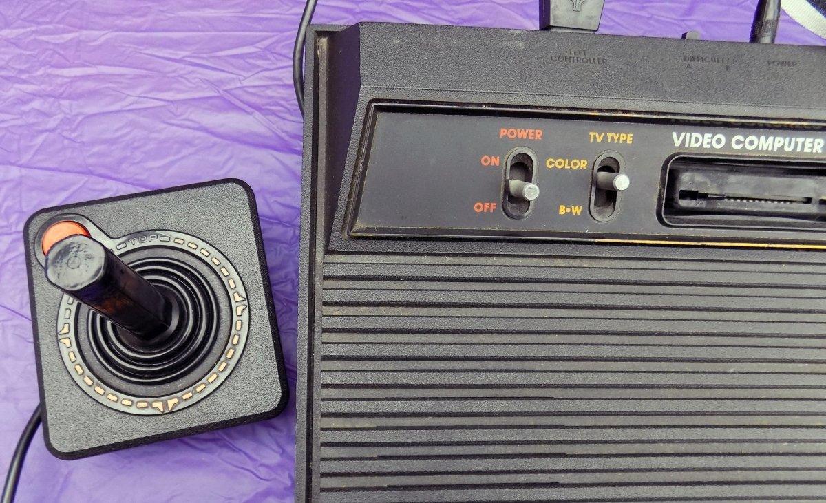 Los juegos de Atari 2600 se creaban manualmente, desde cero y sin motores base