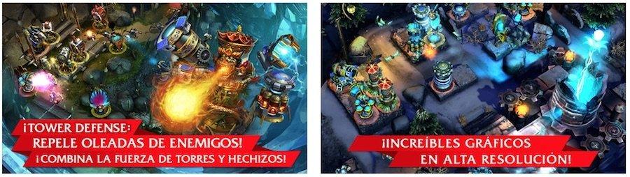 Los juegos que mejor aprovechan el A8 y A7 en la App Store - imagen 8