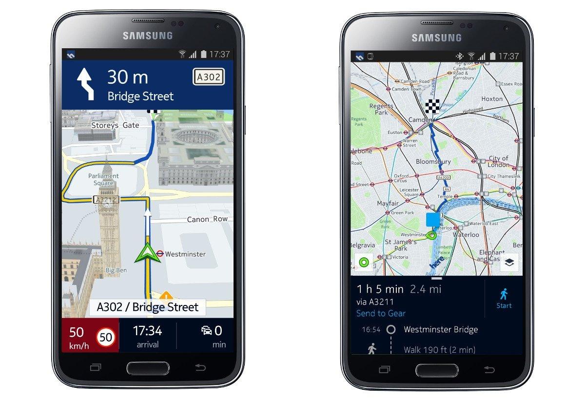 Los mapas de Nokia Here llegan a Android - imagen 2