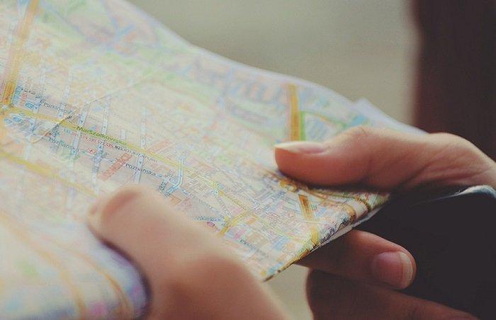 Los mapas ya no son indispensables