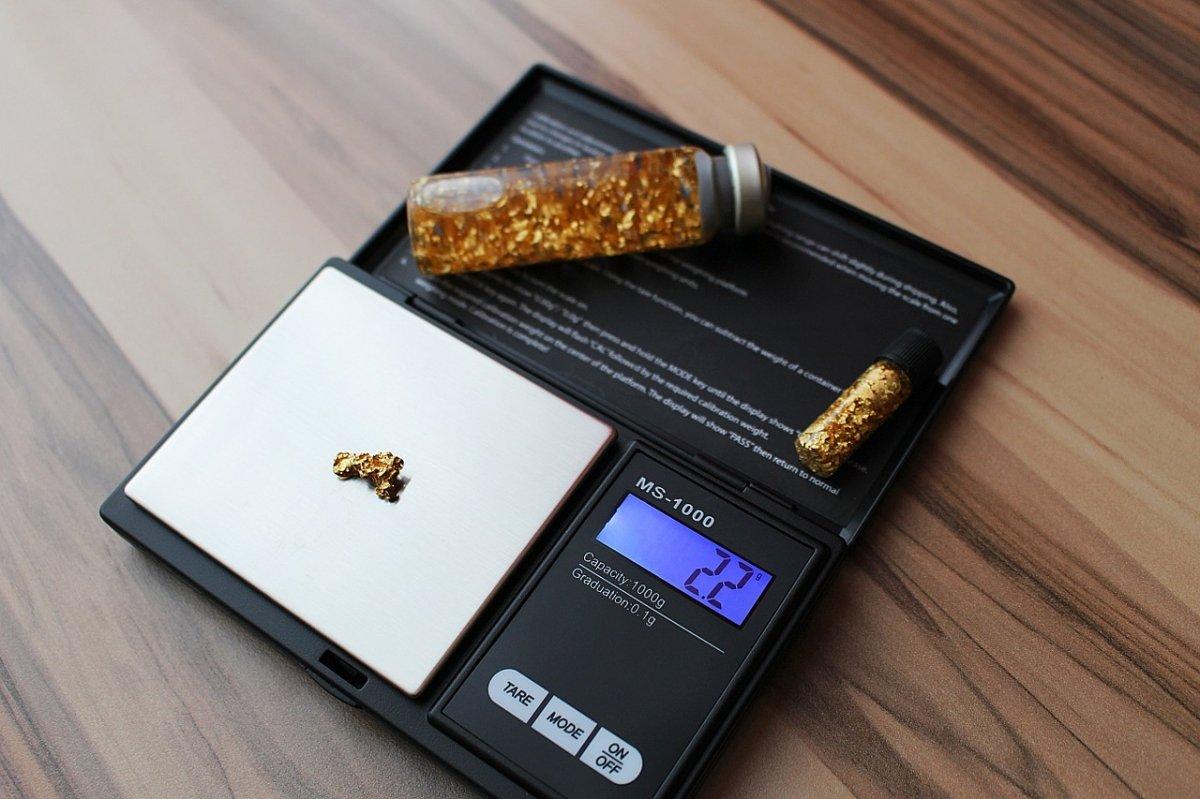 Los metales preciosos funcionaban como dinero mercancía