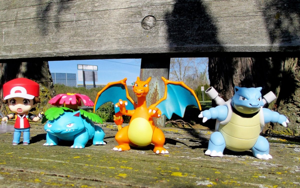 Los Pokémon más clásicos son los protagonistas de GO