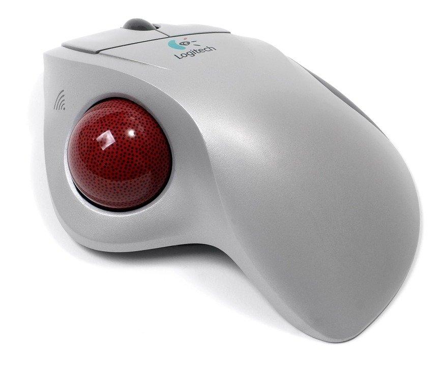Los trackball son una evolución del ratón mecánico, pero fracasaron